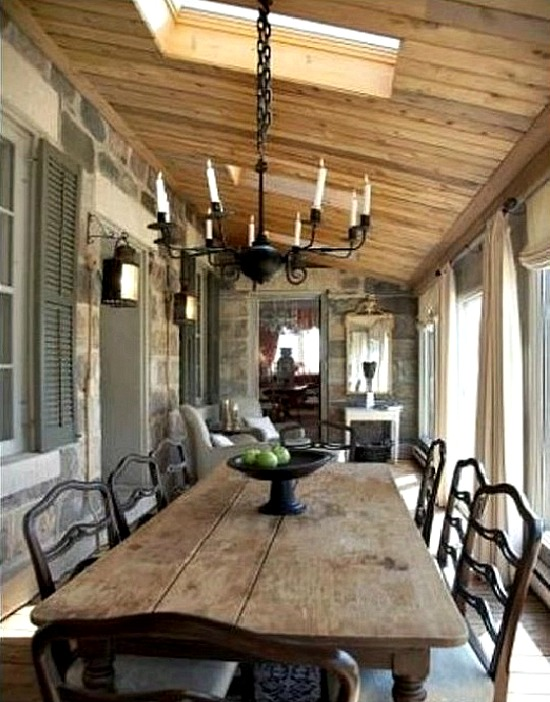 farm-table-paired-with-formal-dining-chairs