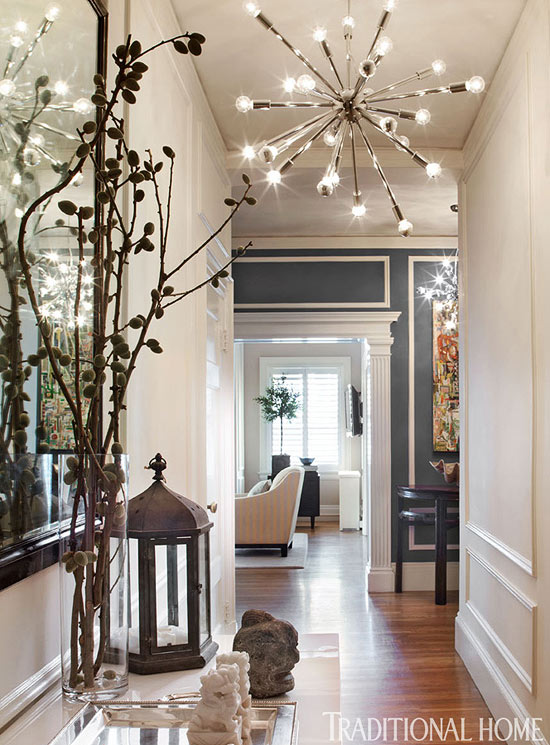 Traditional Home Foyer Decor : Foyer thinking decor and design places in the home