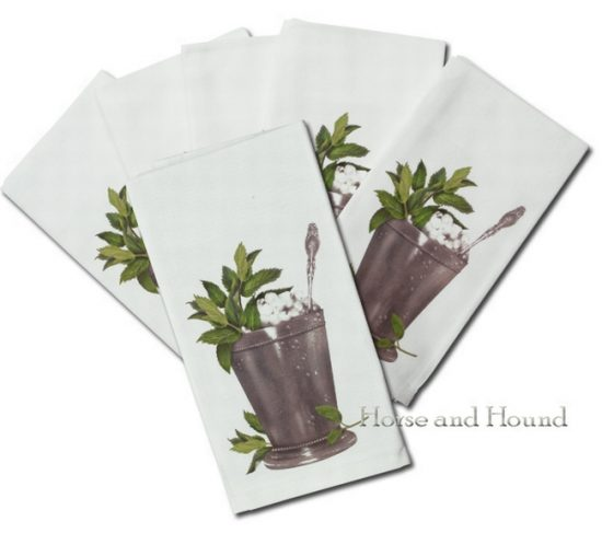 mint-julep-cocktail-napkins