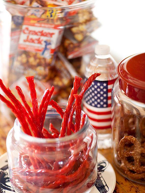 July 4th candy treats