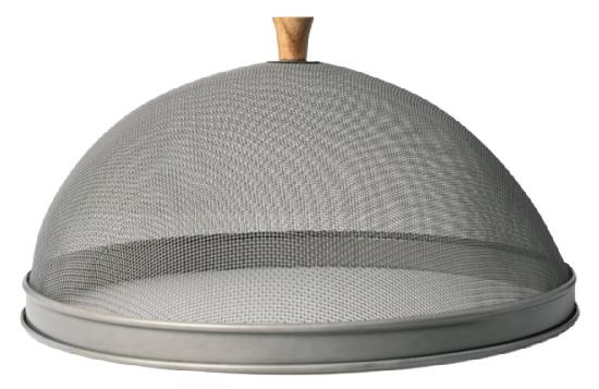 Mesh & Wood Food Dome - Hearth & Hand with Magnolia