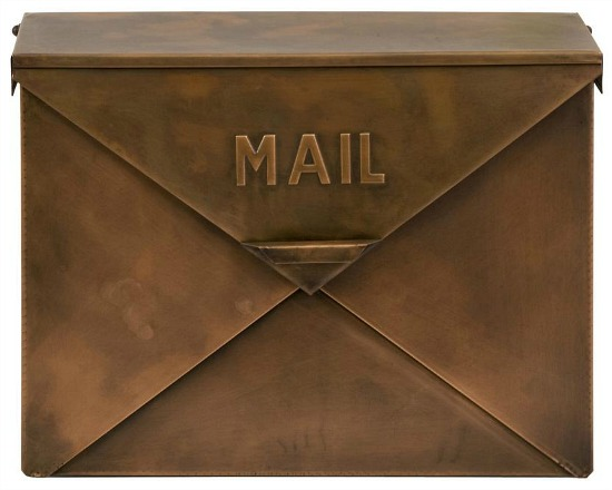 browns-tans-benzara-wall-mount-mailbox