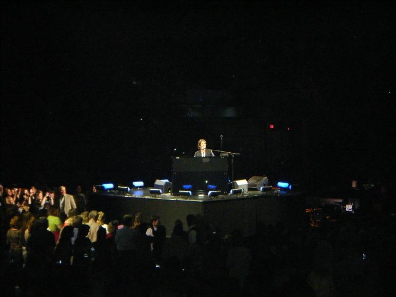 Josh Groban concert
