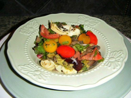 Sat-salad