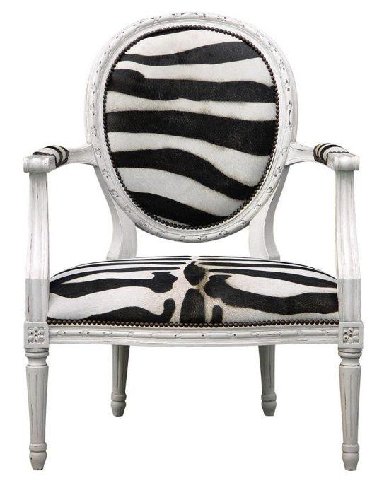 oly studio zebra chair