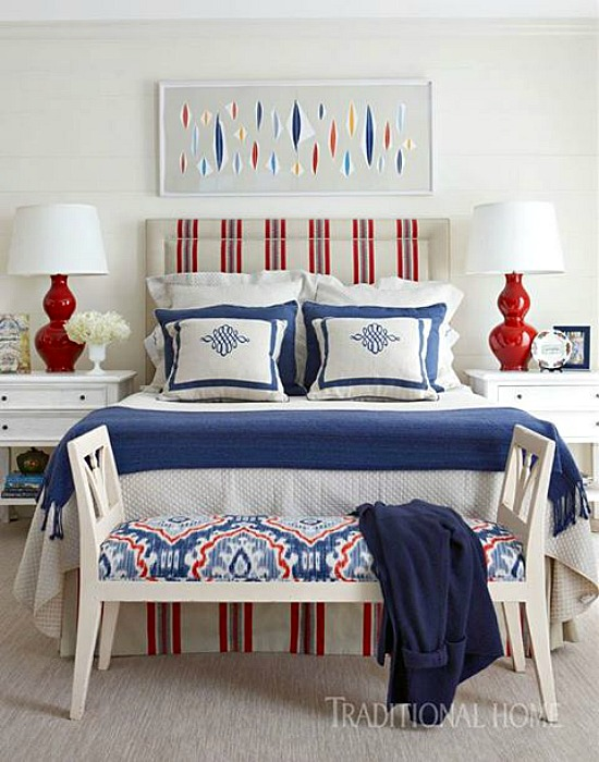 red-white-blue-bedroom