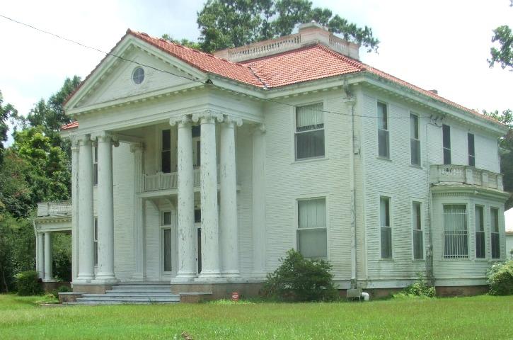 Thompson-Hargis Mansion