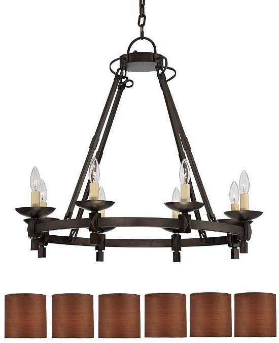Spanish-style-chandelier