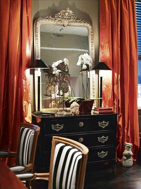 black-orange-curtains1
