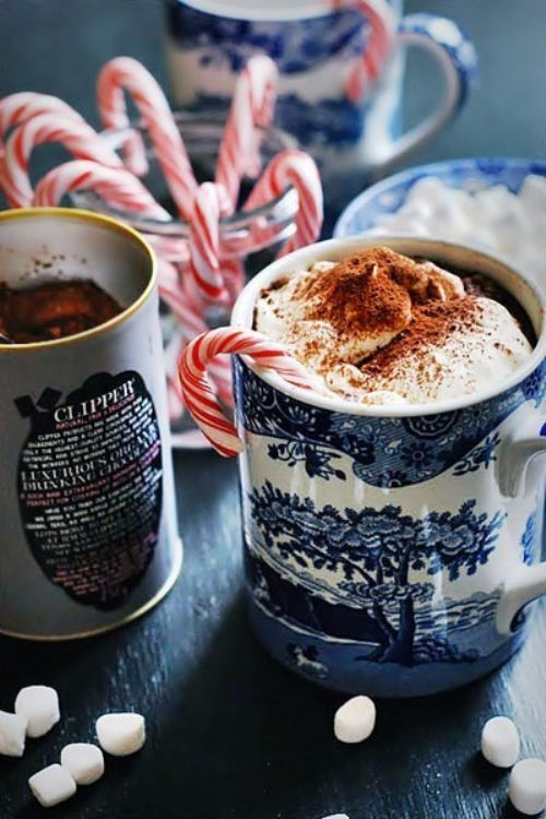 alton brown hot cocoa recipe
