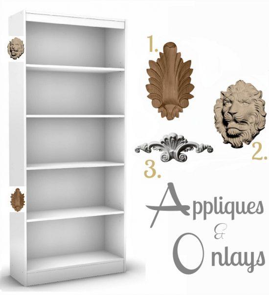 decorative appliques