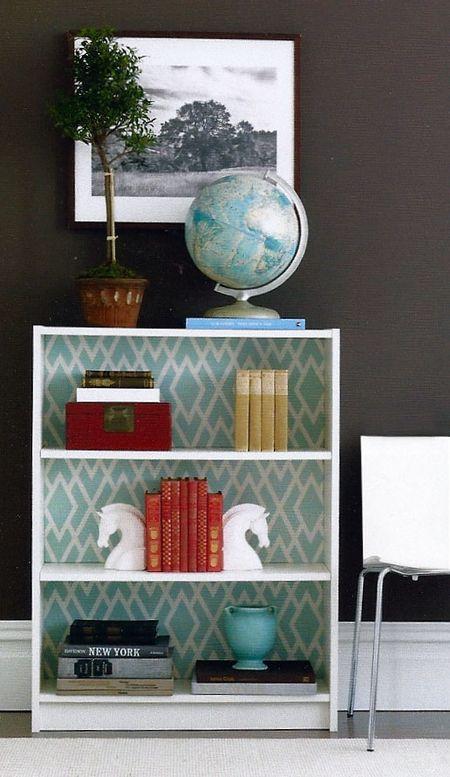 bookcase Eddie Ross
