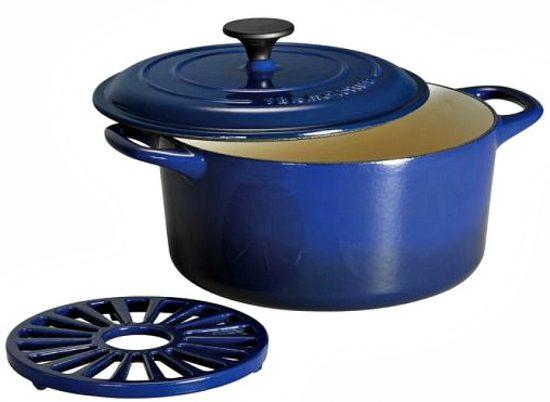 Blue-cast-iron-dutch-oven