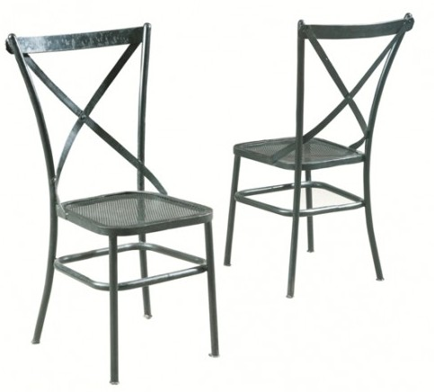 Masins Furniture metal chair