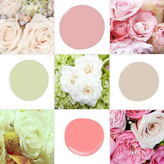 spring paint palettes