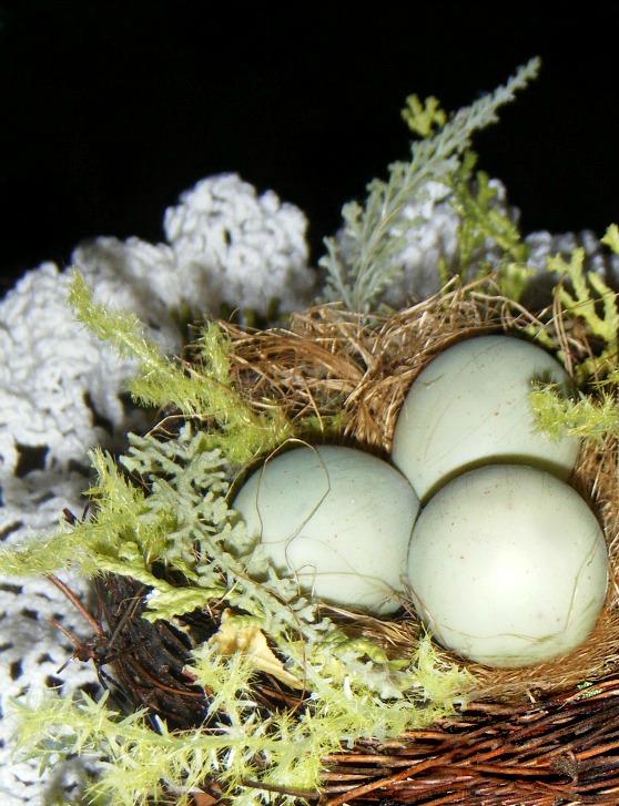 bird-nest-decoration
