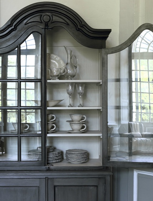 grey china cabinet show and tell dining room tables and chairs places in 16083