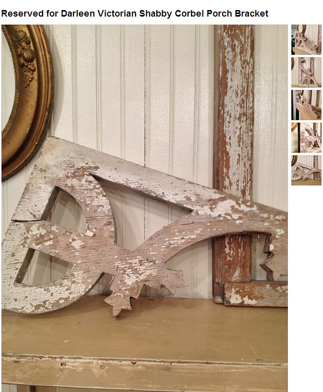 architectural corbel on Etsy