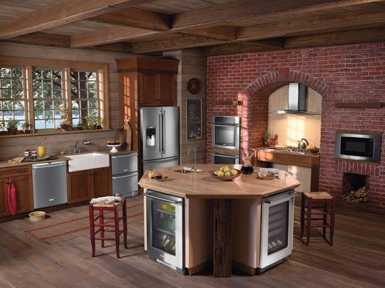 Electrolux Suite Design Kitchen