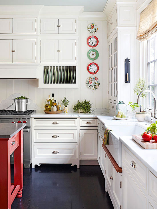 Kitchen Wall Display Ideas - Places In The Home