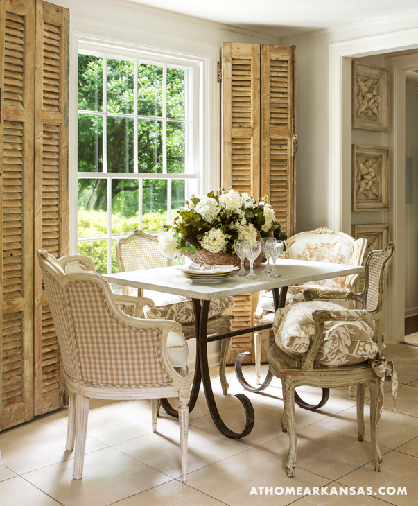 French Places In The Home