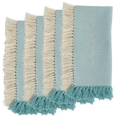 fringe-napkins