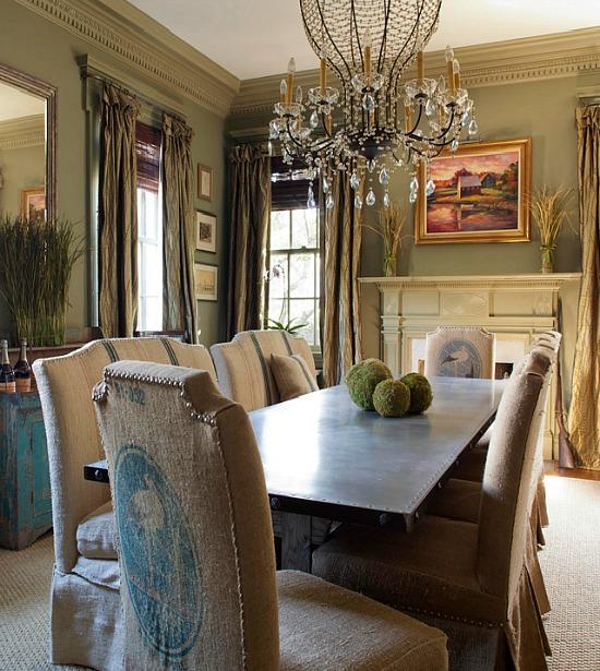 Charleston-home-grain-sack-upholstered-dining-chairs1
