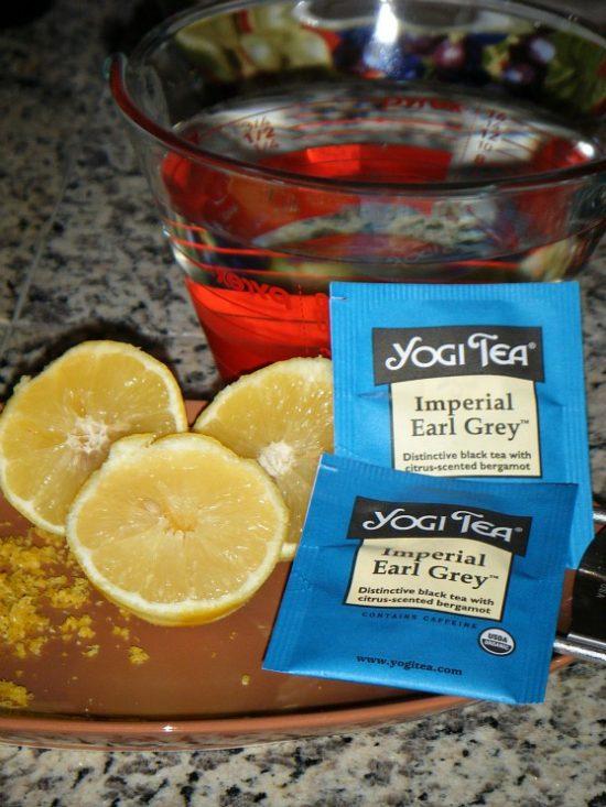 Arnold Palmer Granita ingredients
