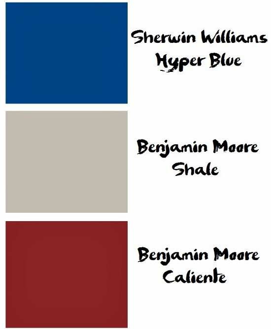 nautical color palette