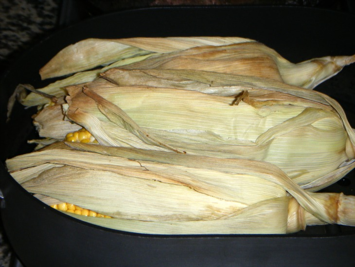 corn in husks