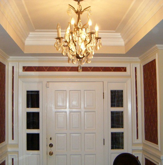 foyer light fixture