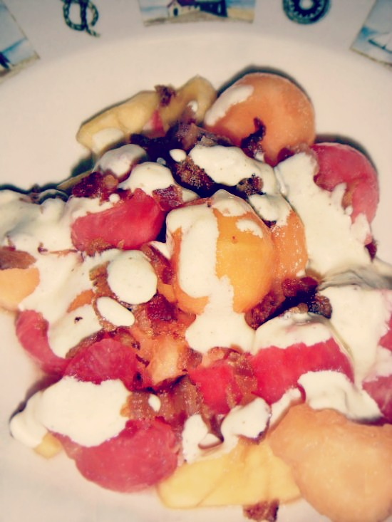 fruit-salad-with-peach-mayo-dressing
