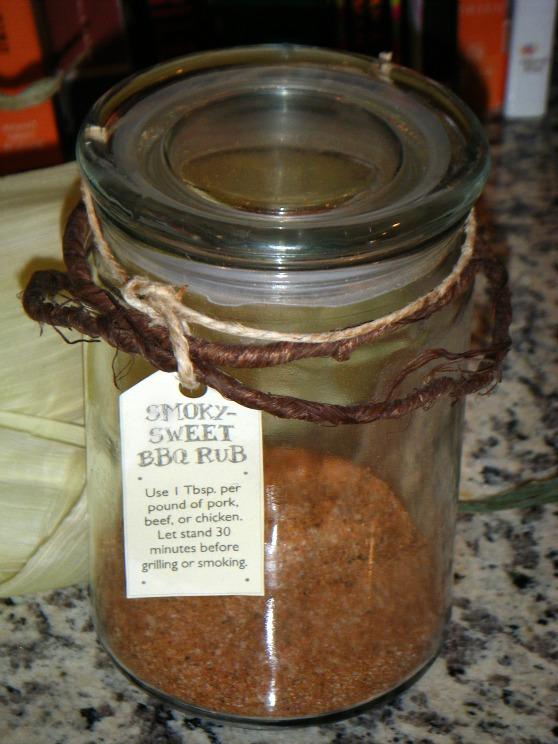 Smoky-Sweet BBQ Rub