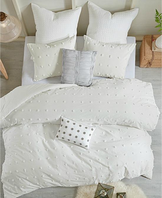 Brooklyn 7-Pc. Cotton Bedding Sets