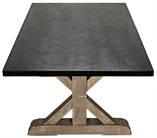 metal-top-dining-table