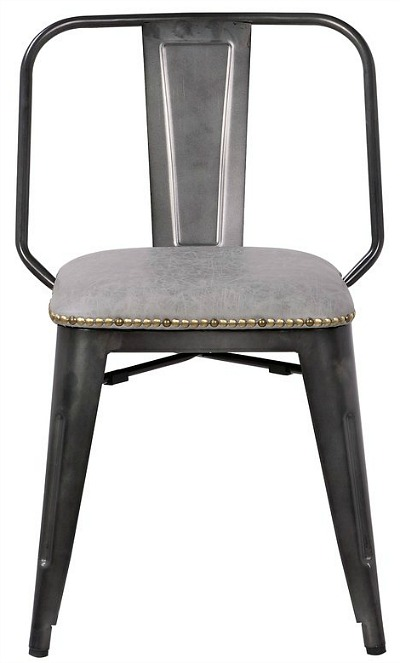 Gildea+Upholstered+Dining+Chair+Gray