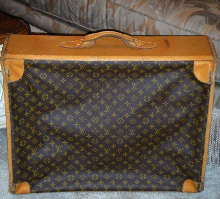 Vintage Designer Luggage 26