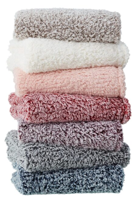 Mainstays Extra Plush Lightweight Sherpa Throw Blanket
