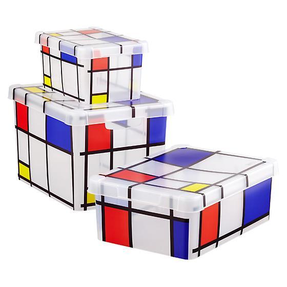 MondrainStorageBox