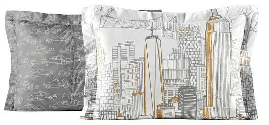 New York 8-Piece Comforter Set