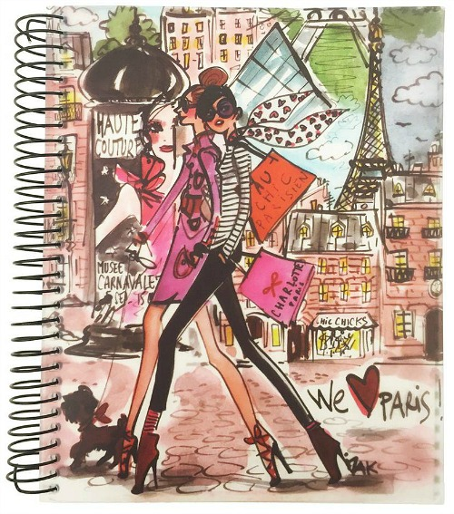 Paris-notebook