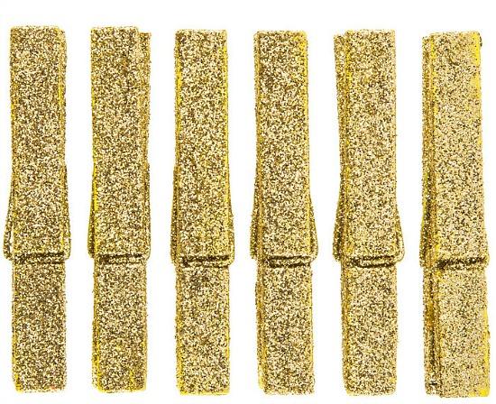 gold-glitter-clothespins