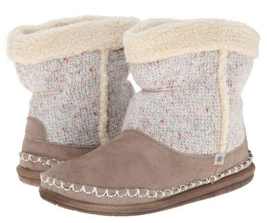 slipper-boots