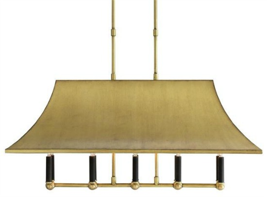 Glasgow-Chandelier-black-gold