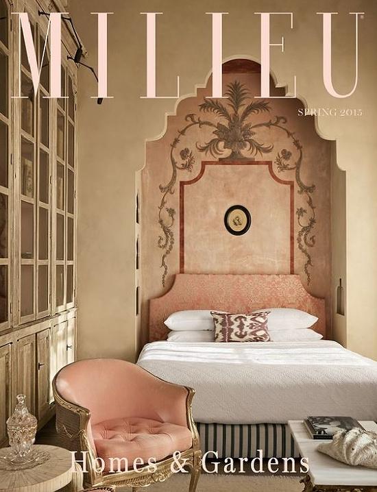 Milieu Magazine cover