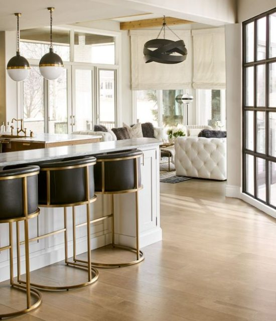 black-gold-kitchen-accessories