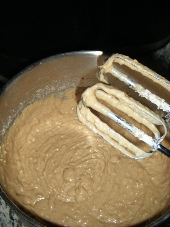 cake batter