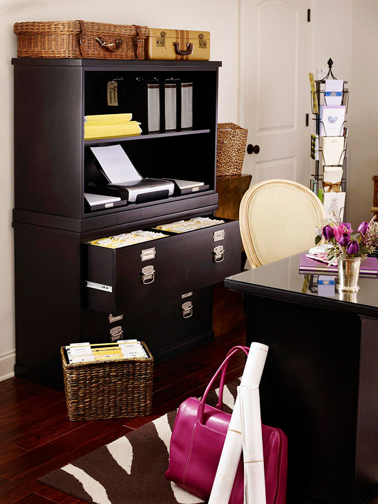 leopard print storage bin