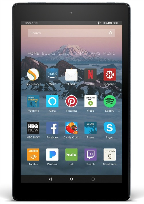 Amazon Fire 7 with Alexa