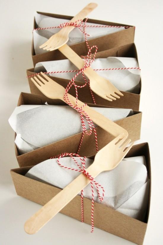 wedge shaped pie box